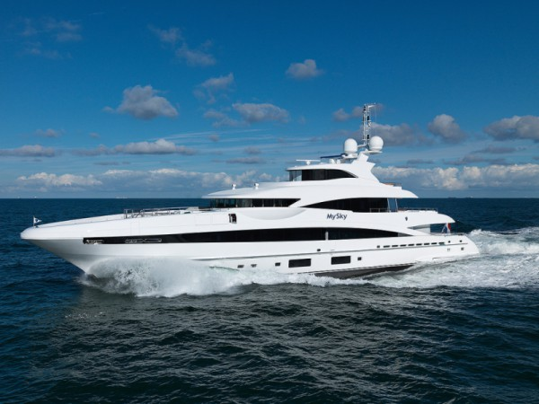 MySky Yacht Charter - Heating by Speedheat Floor Heating