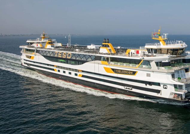 Texelstroom Ferry - Heating by Speedheat Floor Heating